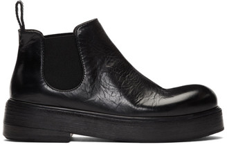 Marsèll Black Zuccolona Beatles Boots