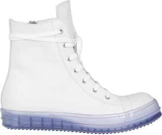 Rick Owens Performa High-Top Sneakers