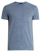 Atm Crew-neck Cotton-blend T-shirt