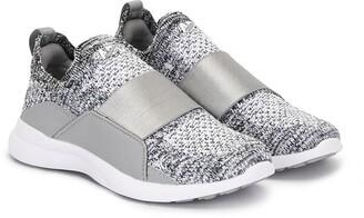 APL Athletic Propulsion Labs Melange-Effect Slip-On Sneakers