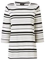 Jeanswest Kat Stripe Top-Multi Stripe-XS