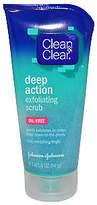 Clean & Clear Deep Action Exfoliating Scrub 147.5 ml Skincare