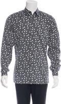 Prada Star Woven Shirt