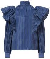 Jill Stuart Olga frilled blouse
