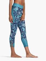 Lucky Brand Vinyasa Floral Legging
