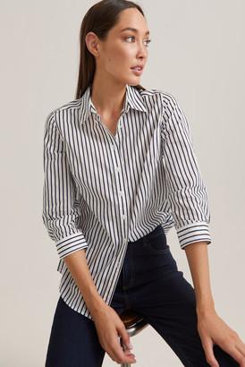 Sportscraft Stripe Lily Voile Shirt