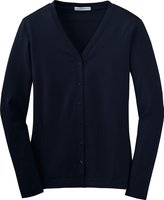 Port Authority Women's Modern Stretch Cotton Cardigan XL