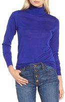 J.Crew Women's Featherweight Cashmere Turtleneck