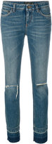 Dolce & Gabbana slim-fit jeans - women - Cotton/Spandex/Elastane - 38