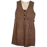 Chloé Brown Dress