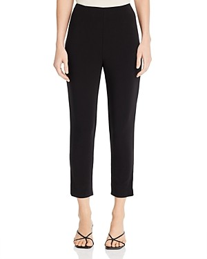 Cupcakes And Cashmere Veletta High-Waist Suit Pants