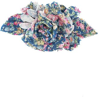 Philosophy di Lorenzo Serafini Flower Applique Brooch