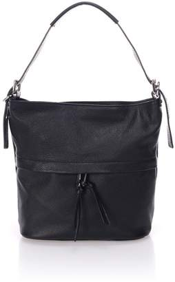 Giorgio Costa Top Handle Leather Satchel Bag