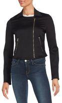 Frame Zip-Detailed Jacket
