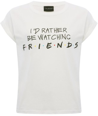 M&Co Teen Friends t-shirt