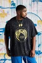 Big & Tall Quavo Acid Wash Huncho T-Shirt