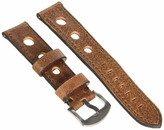 F FERRER Mens Leather Watch Strap CIE20-EMSFM