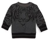 Toddler Boy's Bardot Junior Le Tigre Crewneck Pullover