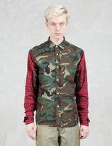 HOMBRE Nino Combat L/S Shirt
