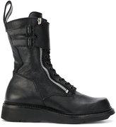 Julius military boots