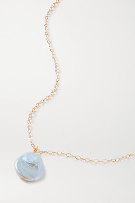Chan Luu Gold-plated Pearl Necklace - one size
