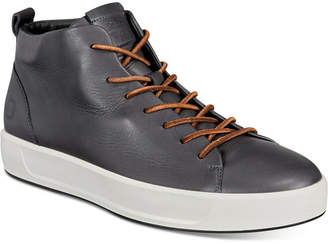 Ecco Men Soft 8 DriTan Low-Top Sneakers Men Shoes
