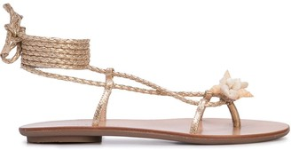 Loeffler Randall Shelly gladiator sandals