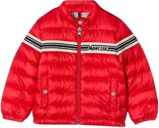 Moncler Red Jacket Haraiki Model