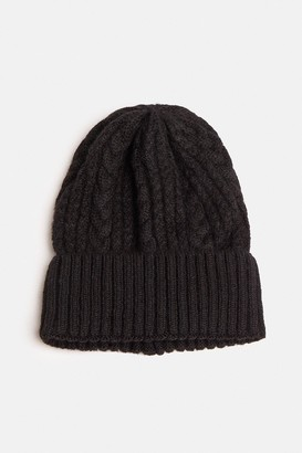 Coast Cable Knit Beanie Hat