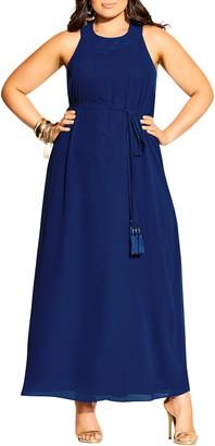 City Chic Bliss Maxi Dress