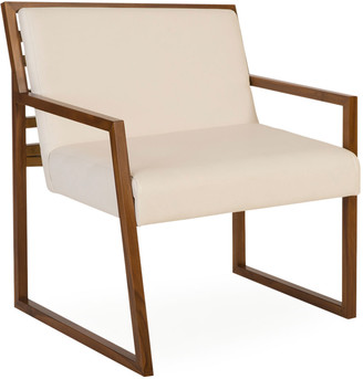 The Phillips Collection Ladder Slant Arm Chair, Right