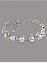 Autograph Pearl Choker Necklace