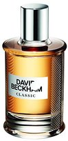 David Beckham Classic Eau de Toilette Spray for Men, 3 Ounce