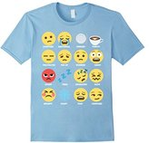 My Diabetic Life in Emojis - Diabetes T-shirt