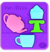 Green Toys 3d Puzzle Tea Time - Cdu6