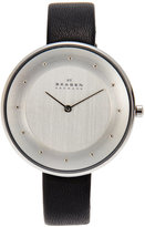 Skagen SKW2232 Silver-Tone & Black Watch
