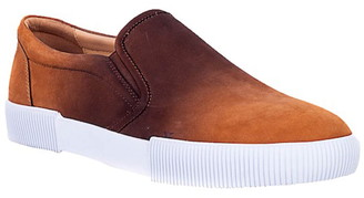 English Laundry Logan Ombre Suede Slip-On Sneaker