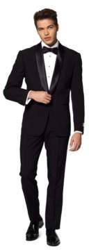 Jet Set Opposuits Men's Black Festive Tuxedo