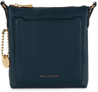 Marc Jacobs Pebbled Leather Crossbody Bag