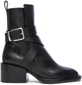 Jil Sander Leather Boots