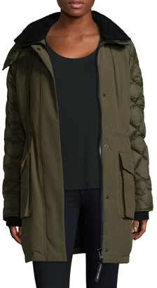 Canada Goose Elwin Military Parka