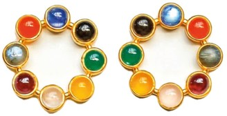 Jaipur Donatella Balsamo Jewellery Multi-Stone Earrings