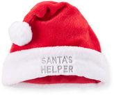 Carter's Velboa Santa Christmas Hat