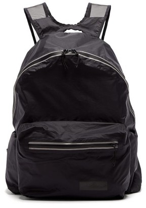 Eastpak Taped-seam Packaway Ripstop Backpack - Black