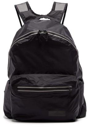 Eastpak Taped-seam Packaway Ripstop Backpack - Mens - Black