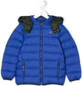 Armani Junior padded jacket
