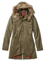 L.L. Bean Signature Lightweight Parka