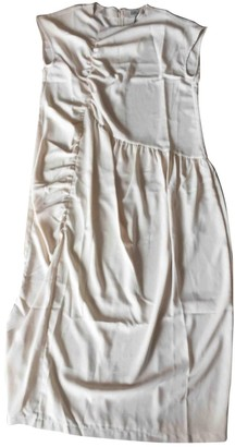 Totême \N Ecru Dress for Women