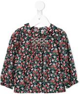 Bonpoint Juliette floral-print blouse