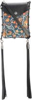 Isabel Marant Teinsy crossbody bag - women - Calf Leather/Lamb Skin - One Size